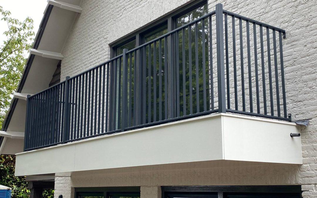 Balkon hekje